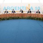 El presidente Fernández anticipó a los diez gobernadores del NG que la Casa Rosada trabaja en un plan de obra pública para la región