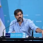 """Carlos Bianco: """"en provincia de Buenos Aires cerramos la tercera semana consecutiva con una leve caída de casos"""""""