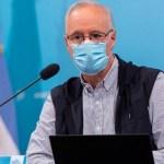 """Ministro Gollan sobre el coronavirus: """"hace cuatro semanas que tenemos un descenso de la cantidad de casos diarios"""""""