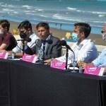 """Gobernador Kicillof: """"en la provincia de Buenos Aires no hay vacunatorios ocultos ni privatizados"""""""