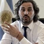 """Santiago Cafiero: """"las vacunas seguirán llegando para que siga escalando el plan de vacunación que iniciamos este año"""""""