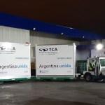 Ya están en Argentina las primeras 580 mil dosis de la vacuna Covishield elaboradas en India