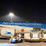 Ya está en Moscú el décimo vuelo de Aerolíneas Argentinas para traer más vacunas Sputnik V