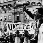 Los ministros Cafiero y Wado de Pedro destacaron el rol de la CGT en la lucha por la vuelta de la democracia a 39 años de la marcha en 1982