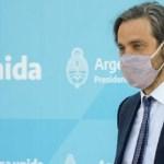 """Santiago Cafiero cruzó al referente del PRO: """"Macri quiere congraciarse tarde, parece que se despertó de la siesta"""""""