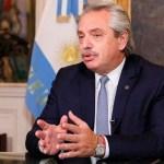 Presidente Fernández sobre el «fallo» de la justicia porteña: «Lo que hicieron es un estrago jurídico»