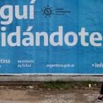 Este viernes sumaron 56.023 las víctimas fatales y 2.373.153 los infectados por coronavirus en Argentina. Reporte del ministerio de Salud