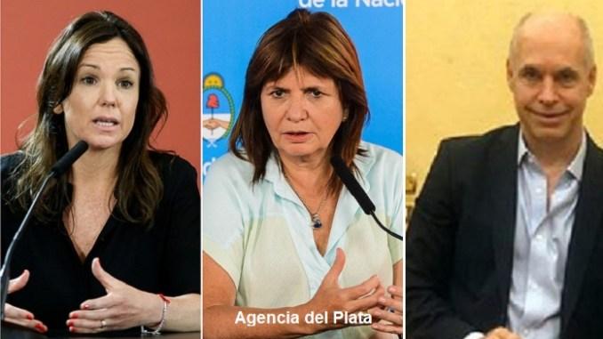 Denunciaron penalmente por atentado a la salud pública y sedición a  Larreta, Stanley y Bullrich - Agencia del Plata