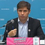 El gobernador Kicillof anunció las nuevas restricciones en la provincia de Buenos Aires para mitigar la expansión de la pandemia