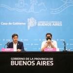"""Kicillof respaldó al Presidente y cargó contra Larreta, sostuvo que la Ciudad de Buenos Aires es """"el epicentro de la pandemia"""""""
