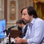"""Viceministro Kreplak: """"Seguimos en un nivel de casos que es insostenible para el sistema de Salud"""""""