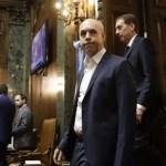 """Legisladores del Frente de Todos porteño consideraron que desde el gobierno de Larreta """"llamaron al desacato"""""""