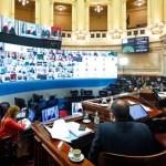El Senado de la Nación debatirá la próxima semana en sesión especial las reformas de Ganancias y Monotributo