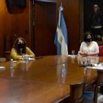 """La ministra Vizzotti lideró el encuentro de la Mesa de Coordinación del AMBA: """"Robustecer la respuesta integral del sistema de salud"""""""