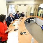 Gobernadores confirmaron su apoyo a las medidas sanitarias anunciadas por el presidente Fernández