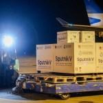 Llegó de Moscú otro vuelo con 500 mil vacunas Sputnik V y Argentina ya supera 12 millones de dosis