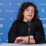 Ministra Vizzotti: «Fortalecer los cuidados durante los meses de junio y julio»