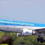 El Gobierno del presidente Fernández alista 10 vuelos de Aerolíneas Argentinas a China para traer más vacunas contra el coronavirus