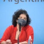 Ministra Vizzotti: «Yo no espero nada de Patricia Bullrich, lo único que no voy a permitir es que se digan cosas que no son»
