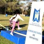 Volvió la Escuela Municipal de Atletismo en Malvinas Argentinas