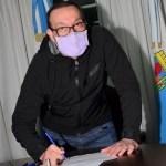 Luis Vivona encabeza la lista de senadores del Frente de Todos en la provincia de Buenos Aires
