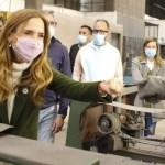 """Victoria Tolosa Paz: """"Vamos camino a una victoria para reafirmar el rumbo del crecimiento"""""""