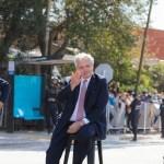 Con un acto en territorio bonaerense el Presidente puso en marcha 25 obras públicas en 14 provincias