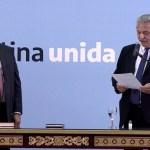 El presidente Fernández tomó juramento a los nuevos ministros