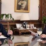 El presidente Fernández se reunió con el ministro «Wado» de Pedro y trabajaron en un cronograma de apertura de fronteras
