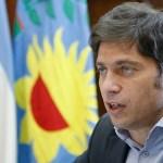 Gobernador Kicillof: «Estamos construyendo una provincia con menos deuda, más salud, educación y trabajo»