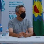 El ministro Larroque criticó a opositores a los que calificó como «sicarios de un poder económico»