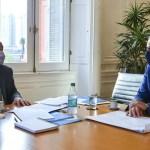 Juan Manzur: «Vamos a potenciar la obra pública para impulsar el crecimiento del empleo en todo el país»