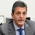 Sergio Massa presentó un proyecto de ley para condonar deudas de las entidades sin fines de lucro