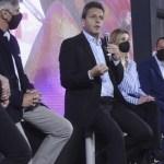 Sergio Massa calificó de «muy graves» lo dichos de Macri: «Creemos en la democracia cuando ganamos y cuando perdemos»