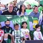 """Luis Vivona: """"Hay que seguir acompañando y profundizando las políticas deportivas sociales urbanas»"""