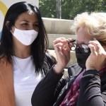 El Municipio de Malvinas Argentinas y PAMI entregaron lentes gratuitos a adultos mayores
