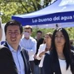 Leo Nardini y un anuncio histórico: «El 100% de Malvinas Argentinas tendrá la posibilidad de contar con cloacas»