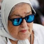 Fuerte cuestionamiento de Hebe de Bonafini a Alberto Fernández en Plaza de Mayo