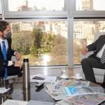 Manzur recibió a Cafiero: «Aumentar las exportaciones es un objetivo central para la Argentina»