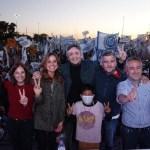 Máximo en Ensenada llamó a la militancia del Frente de Todos «a trabajar, a marchar y a construir una victoria»