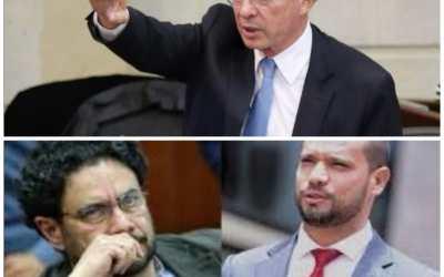 Diego Cadena el eslabón que podría llevar a Uribe la cárcel.