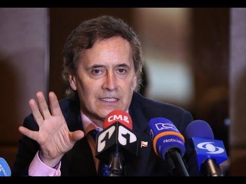 Ladrones intentan robar a embajador de Chile en Colombia, escolta reacciona y se presenta balacera
