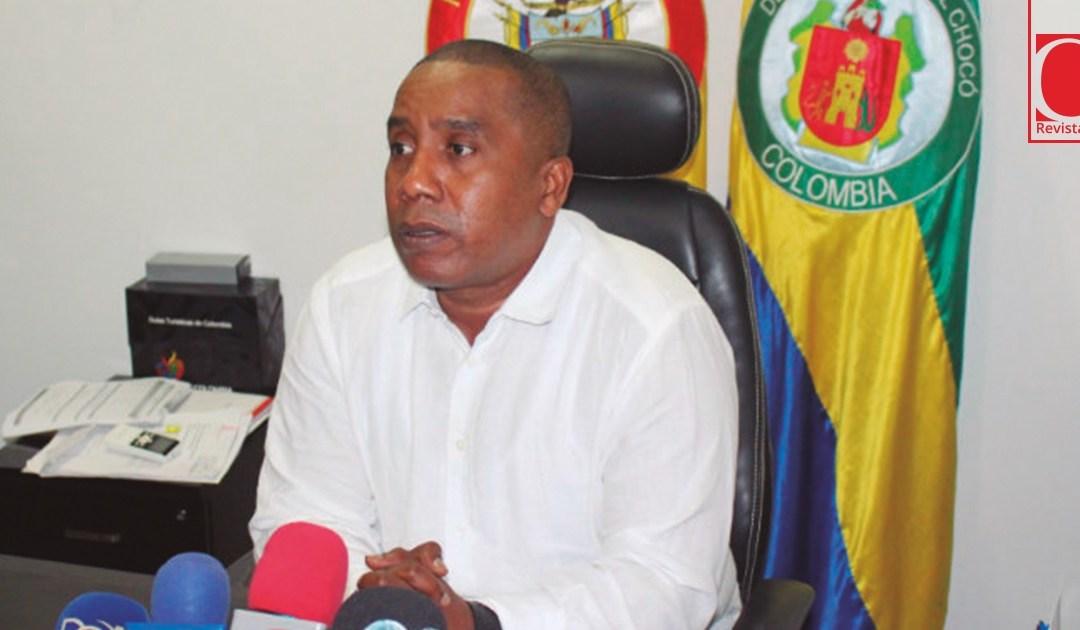 Por presuntas irregularidades en contrato por más de $2.000 millones, Procuraduría formuló pliego de cargos al gobernador de Chocó.