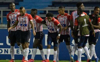 Junior de Barranquilla confirma 10 casos positivos de COVID 19.