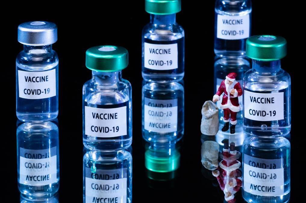 OMS anuncia que países pobres recibirán las primeras vacunas contra la COVID-19 en el primer trimestre de 2021.