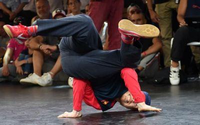 El breakdance es aprobado para los Juegos Olímpicos de Paris 2024