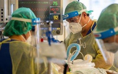 Cundinamarca y Soacha instalan hospitales de campaña para atender a pacientes COVID- 19