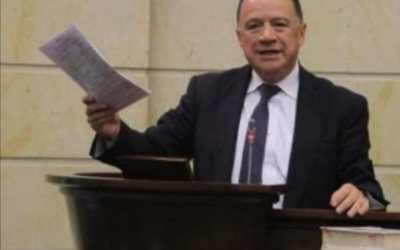 Por covid19, falleció el senador Eduardo Enríquez Maya