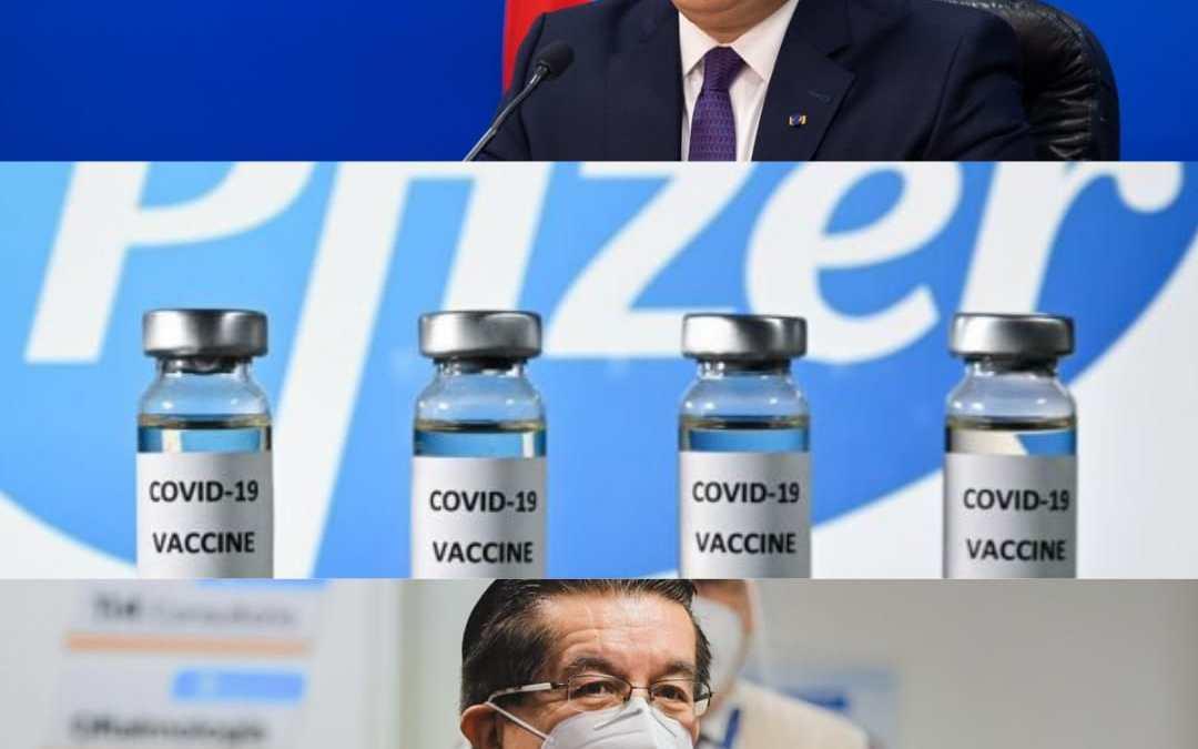 Cali sin vacunas Pfizer para primeras dosis,existencias de segundas dosis de otras vacunas son muy pocas: Secreta´ria de Salud distrital