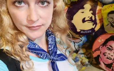 Murió Johan Sebastián Bonilla, el amigo de Rebecca Sprober, que recibió 13 disparos por salvarla a ella